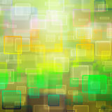 Abstract background with squares Royalty Free Stock Images
