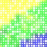 Abstract background squares mosaic. Abstract colorful summer background squares mosaic for design Royalty Free Stock Photo