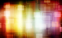 Abstract background. Squares shapes color Royalty Free Stock Photography