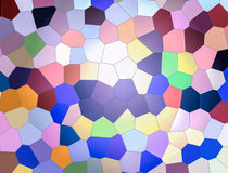 Abstract background,Stained glass texture background. With filter image Stock Photos