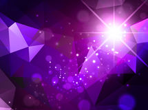 Abstract Background With Star Stock Images