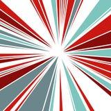 Abstract Background of Star Burst. Abstract Dynamic Background, Fractal Explosion Star, Sunburst Background royalty free illustration