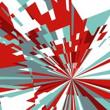 Abstract Background of Star Burst Stock Photography