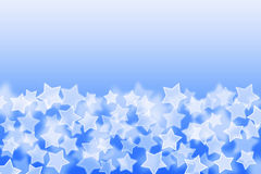 Abstract background with star texture Stock Photography