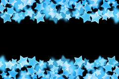 Abstract background with star texture Stock Photo