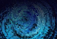 abstract background stars Ημίτοή επίδραση Στοκ φωτογραφία με δικαίωμα ελεύθερης χρήσης