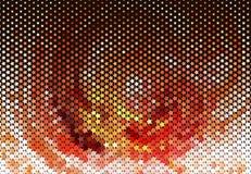 abstract background stars Ημίτοή επίδραση Στοκ εικόνες με δικαίωμα ελεύθερης χρήσης