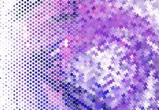 abstract background stars Ημίτοή επίδραση Στοκ Φωτογραφίες