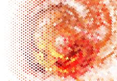 abstract background stars Ημίτοή επίδραση Στοκ Εικόνες