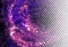 abstract background stars Ημίτοή επίδραση Στοκ φωτογραφίες με δικαίωμα ελεύθερης χρήσης