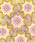abstract background stars Κίτρινη απεικόνιση Χρυσό σχέδιο σχεδίου πολυτέλειας φόντο εορταστικό νέο έτος Χριστουγέννων Ελεύθερη απεικόνιση δικαιώματος
