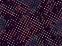 abstract background stars Στοκ Εικόνα