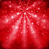 abstract background with stars Royalty Free Stock Photography