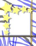 abstract background stars Στοκ εικόνα με δικαίωμα ελεύθερης χρήσης