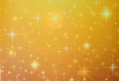 Abstract background with stars stock illustration