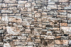 Abstract background of stone masonry. Abstract background of masonry texture of chips Stock Photos