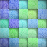 Abstract background stone squares. Vector Illustration Vector Illustration