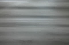 Abstract background of store shutters Stock Photography