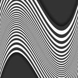 abstract background striped μαύρο λευκό επίσης corel σύρετε το διάνυσμα απεικόνισης διανυσματική απεικόνιση
