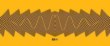 abstract background striped τέχνη οπτική τρισδιάστατο διάνυσμα απ&e απεικόνιση αποθεμάτων