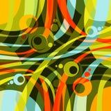 abstract background striped Στοκ Εικόνες