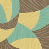 Abstract background with stripes Royalty Free Stock Photography