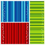 Abstract background, strips. Illustration Stock Image