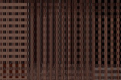 Abstract background. Of strips pattern brown Stock Image