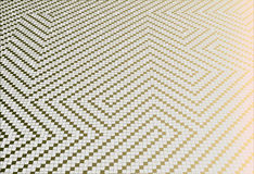 Abstract background. Structure, pattern. Black squares. Gold, yellow Royalty Free Stock Photos