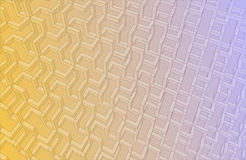 Abstract background. Structure, pattern. Gold, yellow Stock Photo