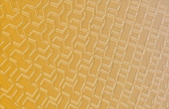 Abstract background. Structure, pattern. Gold, yellow Royalty Free Stock Photos