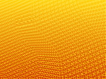 Abstract background. Structure, pattern. Gold, yellow, orange Royalty Free Stock Image