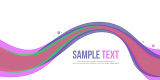 Abstract background style banner collection Royalty Free Stock Photo