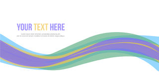 Abstract background style banner collection Stock Image