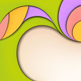 Abstract background. Summer and spring colors.jpg Royalty Free Stock Image