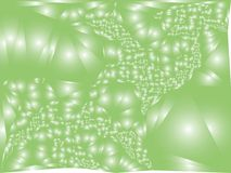 Abstract background with surface curved like a lot of bubbles. Bumpy texture. Vector clip art Stock Photos