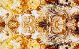 Abstract background with swirling movements in elemental structure. Stock Images