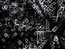 abstract background technology Ψηφιακή έννοια Διανυσματική απεικόνιση