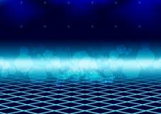 abstract background technology Διανυσματική απεικόνιση