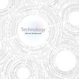abstract background technology Στοκ Φωτογραφία