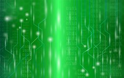 Abstract background technology concept in green light. Human body heal,technology modern medical science in future and global international medical with tests Stock Images