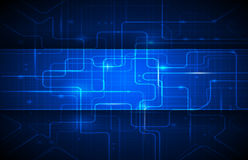 Abstract background technology stock illustration
