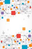 Abstract background, technology theme for your business. Vector Stock Photos