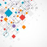 Abstract background, technology theme for your business. Vector Stock Photo