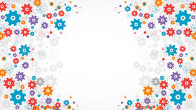 Abstract background, technology theme for your business. Vector Royalty Free Illustration