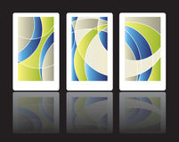 Abstract background template. Editable. stock photo