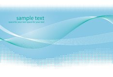 Abstract background for text ю. Abstract background for textю Vector illustration Royalty Free Stock Photos