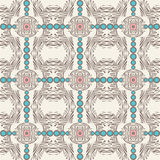Abstract background, textile motifs. With small details Royalty Free Illustration
