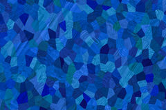 Abstract background texture in blue Royalty Free Stock Images
