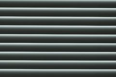 Abstract background and texture. closed gray shutters metal Stock Photos